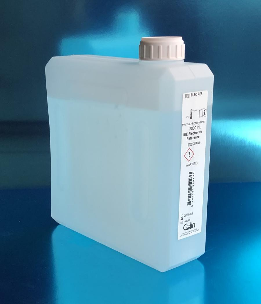 ISE Electrolyte Reference - CDA009